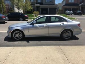 2008 Mercedes C230 Sport Package