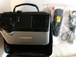 Optoma digital projector, (FS704)