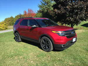 2015 Ford Explorer Sport *LOADED***
