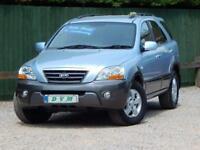 2009 59 KIA SORENTO 2.5 XS 5D AUTO 168 BHP DIESEL