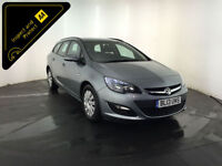 2013 VAUXHALL ASTRA EXCLUSIV CDTI ECO ESTATE 1 OWNER SERVICE HISTORY FINANCE PX