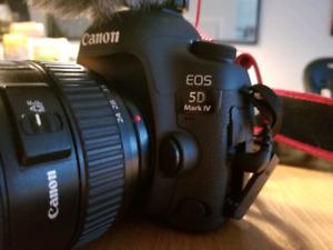 Canon 5D mark IV + 24-70mm 2.8L