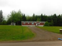 3 bedrooms Mini home St-Marie for rent access to Beach Oct. 1