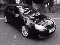 GOLF MK5 2.0 GT TDI R32 GTI REP SAT NAV LEATHERS COILOVERS (S3, RS, TYPE R, FR, LEON, A3, FOCUS)