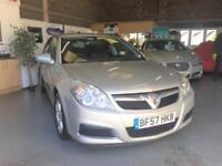 2007 57 Vauxhall Vectra 1.9CDTi Exclusive,6 speed