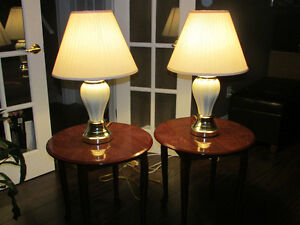 A Set Of End Tables and Lamps St. John's Newfoundland image 2