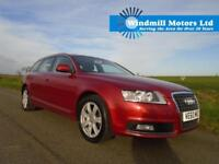2011/60 AUDI A6 AVANT 2.0 TDI SE 5DR RED ESTATE - 170 BHP - GREAT SPEC!