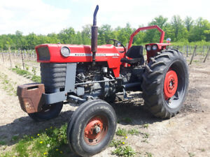 1969 Massey 165 tractor A1 condition.
