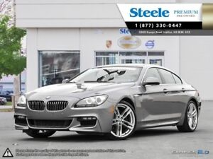 2014 BMW 6 SERIES 640i xDrive Grand Coupe 4 door