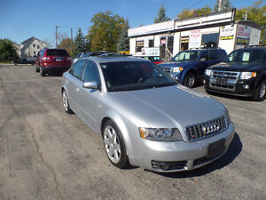 2004 Audi S4 for only $7995