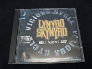 "Lynyrd Skynyrd -Dead Man Walkin""-2 song promo cd-Excellent"