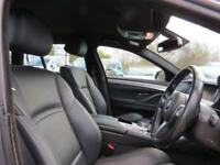 BMW 520D 2.0 M SPORT TOURING AUTO 188 BHP DIESEL 2014/ 64 GREY