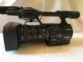 Sony HVR-Z7 Camcorder - Low Hours VGC