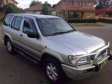 2002 model Nissan Pathfinder ST 4x4 Wagon Lidcombe Auburn Area Preview