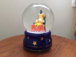Wizard Music Box