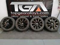 "21"" Genuine OEM Range Rover Velar Style 1033 Alloy Wheels & Tyres"