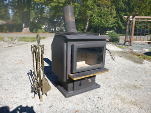 OSBURN WOOD BURNING STOVE/INSECT