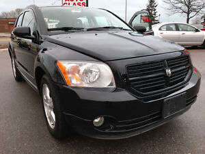 2007 Dodge Caliber SXT Hatchback Comes Safety And E-Tested