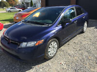2006 Honda Civic AUTOMATIQUE 184 000km