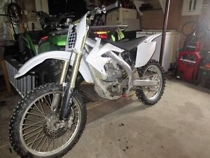 2006 crf450r, will trade for 2-stroke