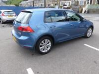2013 VOLKSWAGEN GOLF SE TDI BLUEMOTION ** £0 ZERO TAX ** HATCHBACK DIESEL