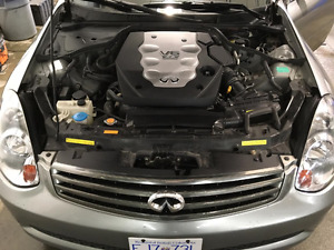 2006 Infiniti G35x - IMMACULATE CONDITION!