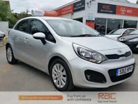 KIA RIO CRDI 2 ECODYNAMICS 2012 Diesel Manual in Silver