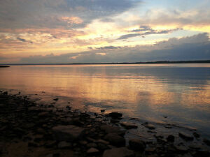 Grand Lake - water view lot with deeded access