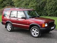 2002 Land Rover Discovery 2 2.5 TD5 Serengeti Manual Diesel 5 Door 4x4