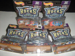 1998 Hot Wheels 1/64 scale cars