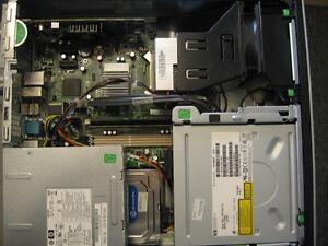 HP Quad core SFF Desktop w/ 6gb ddr3, W10, more