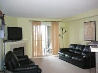 2 bed, 2 bath suite,  FULLY FURNISHED! close to SOMERSET LRT -AL