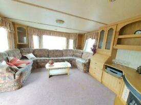 Static caravan Atlas Status 36x12 2bed free UK delivery.