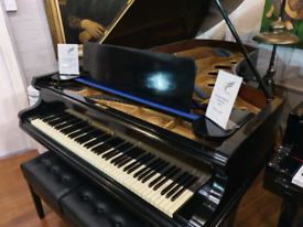 Bechstein model III grand piano black for sale