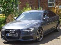 2014 Audi A6 Saloon 3.0 TDI Black Edition Multitronic 4dr