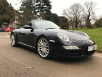 2006 Porsche 911 MK 997 C2S Convertible Tiptronic S 2 door Convertible