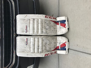 Assorted Youth Goalie Equipment