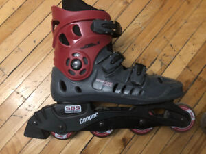 Roller taille 10 avec protection
