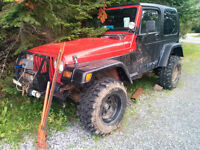 1999 Jeep TJ Sport Other