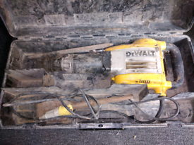 Dewalt jackhammer