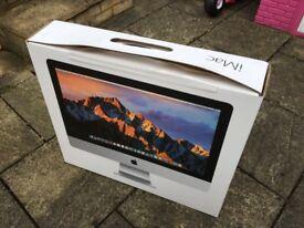 Apple iMac 21.5 box