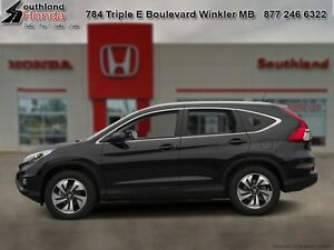 2015 Honda CR-V Touring   - Bluetooth -  navigation -  moonroof