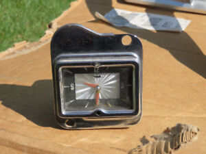 1954 Ford Dash Clock Used