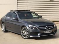 2016 66 REG Mercedes-Benz C220d Auto AMG Line Premium Plus ***c250 320d s3 r