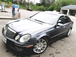 4500 Mercedes e550 2007 need gone now