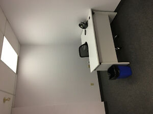 Furnished office space available for professional