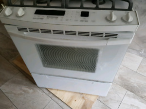 Kitchen Aid Superba Gas stove/oven
