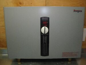 tankless water heater Moose Jaw Regina Area image 1