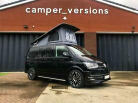 2019 VW T6 Campervan HIGHLINE 5k Mile Air Con Cruise RIB Bed Eberspacher Skyline