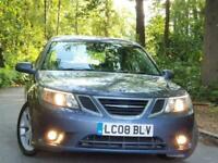 2008 Saab 9-3 1.9 TiD Vector Sport SportWagon 5dr Estate Diesel Automatic